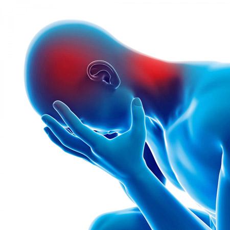 temporal headache pain relief